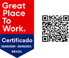 Great Place do Work - Certificado